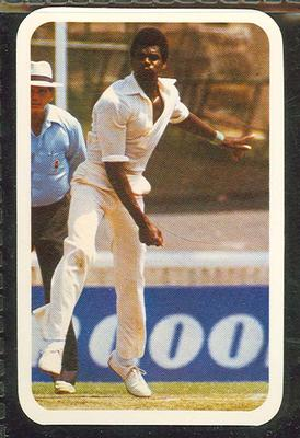 1979/80 Ardmona Collector Cards Series II International Cricket Albert Padmore trade card; Documents and books; M12798.53
