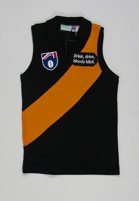 Richmond Football Club jumper, c1990; Clothing or accessories; 1990.2249
