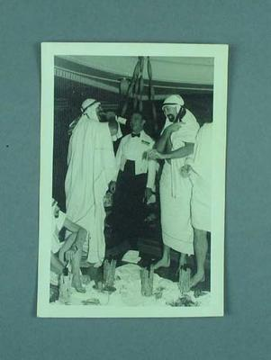 Fancy dress night - photograph part of Peter Burge collection