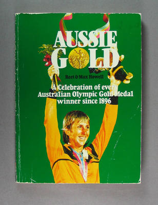 """Book, """"Aussie Gold"""" by Reet & Max Howell"""