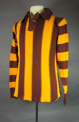 Hawthorn Football Club jumper, c1959-60