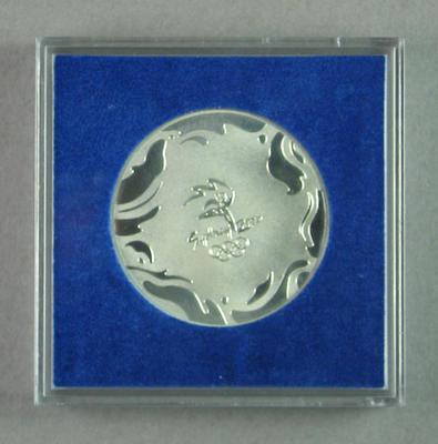 Commemorative medallion, 2000 Sydney Olympic Games