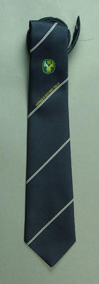 Tie, Australian Cricket Board - Australia v West Indies 1988-89; Clothing or accessories; M10150