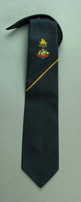 Tie, England v Australia Test Series 1981; Clothing or accessories; M10148