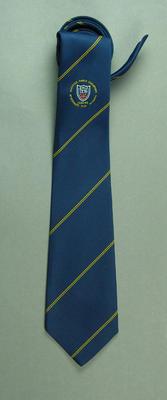 Tie, NSWCA - Sheffield Shield Champions & McDonald's Cup Winners 1984-85