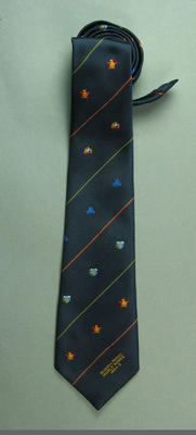 "Tie, ""Benson & Hedges World Series 1994-95""; Clothing or accessories; M10144"
