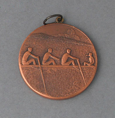 Medal, Victorian Rowing Association Champion Eight 1984/85