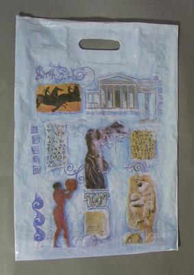 Carry bag, Greek design c2004