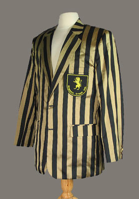Blazer, Singapore Cricket Club