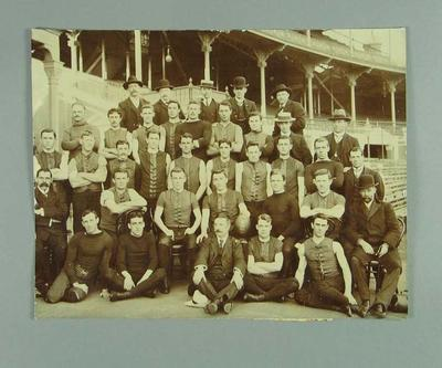 Photograph of Melbourne FC, 1904