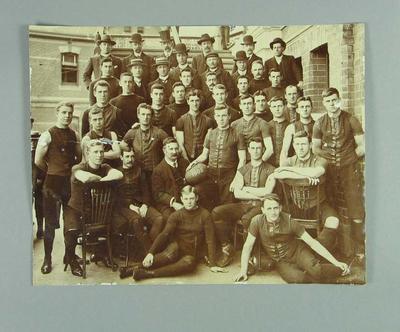 Photograph of Melbourne FC, 1905