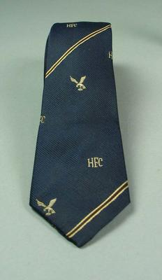 Tie, Hawthorn Football Club; Clothing or accessories; 2006.5597