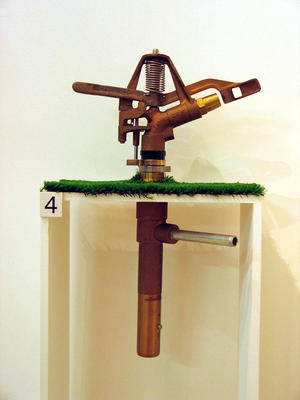 Sprinkler, as used at Melbourne Cricket Ground c1990s