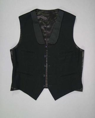 Waistcoat worn by Robby Foldvari when he won 1977 Victorian Under 19s Snooker Championship