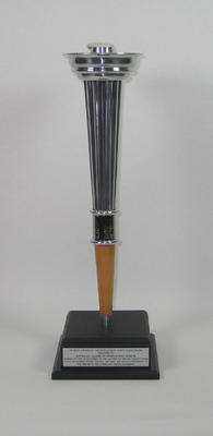Relay torch, 1996 Centenary of Modern Olympics