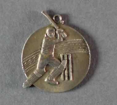 Pendant, commemorates Ashes series 1982-83