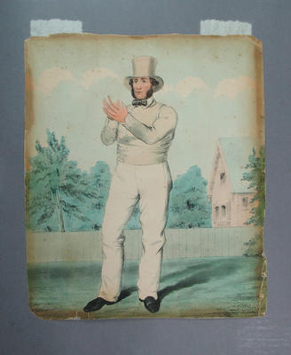 English cricketer - Thomas Box