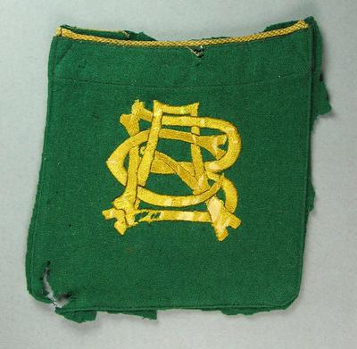 Blazer pocket, Australian Cricket Board