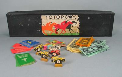 Board game, Totopoly