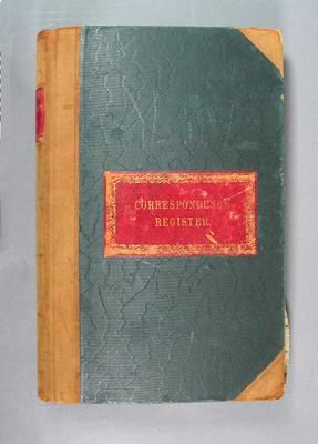 Scrapbook compiled by A E Liddicut, c1924-32