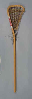Lacrosse racquet c. 1965-70