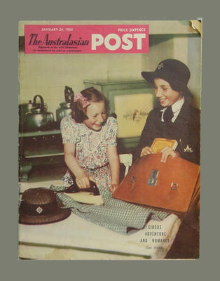 "Magazine, ""The Australasian Post"" - 26 Jan 1950"