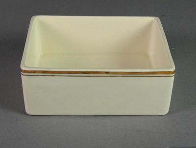 Cigarette box, Brian Close Benefit Year 1961