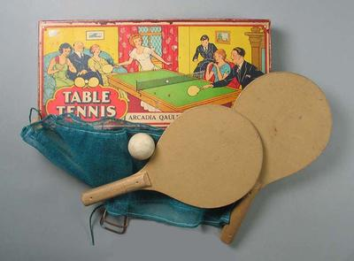 Game, Table Tennis