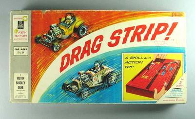 Board game, Drag Strip