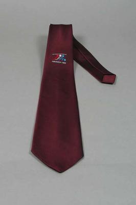 Tie, World Bowls Championship Aberdeen 1984