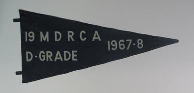 Pennant 19 MDRCA   D Grade  1967-8