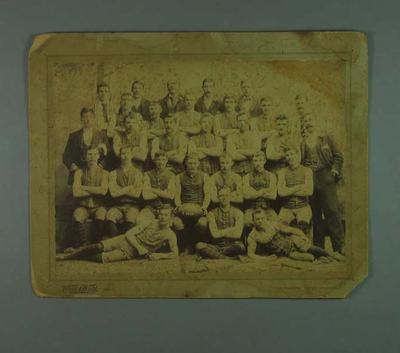 Photograph of Richmond City FC, 1896