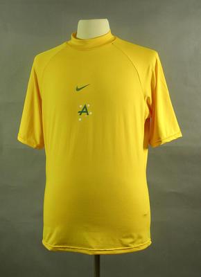 T-shirt, 2004 Australian Olympic Games team uniform