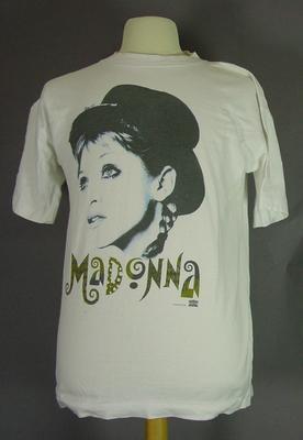 """T-shirt, """"Madonna - The Girlie Show Tour"""" - MCG, 26 Nov 1993"""