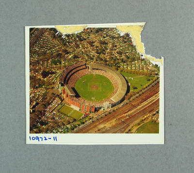Aerial photograph of Melbourne Cricket Ground, 1978 VFL Grand Final; Photography; M9693