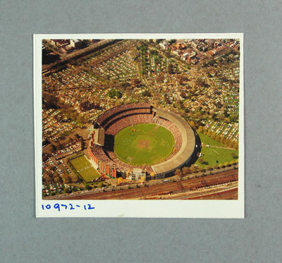 Aerial photograph of Melbourne Cricket Ground, 1978 VFL Grand Final