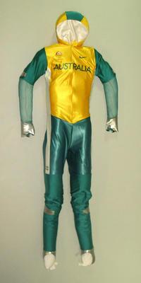 Swift suit, 2004 Australian Olympic Games team uniform