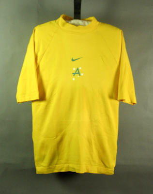Short-sleeved top, 2004 Australian Olympic Games team uniform