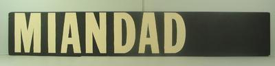 "MCG scoreboard name, ""Miandad"""