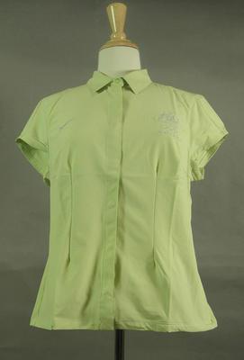 Women's dress shirt, 2004 Australian Olympic Games team uniform