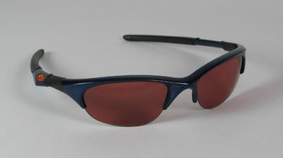Sunglasses worn by James Tomkins, 2004 Athens Olympic Games; Personal effects; 2005.4217.3
