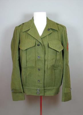 US Marine Corps uniform tunic, c1943