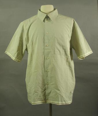 Men's shirt, 2004 Australian Olympic Games team uniform