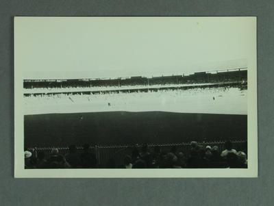 Photograph -  West Indies team - Australian tour,  MCG 1960/61; Photography; M10010