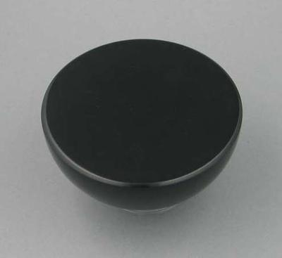 Half section of Henselite lawn bowl