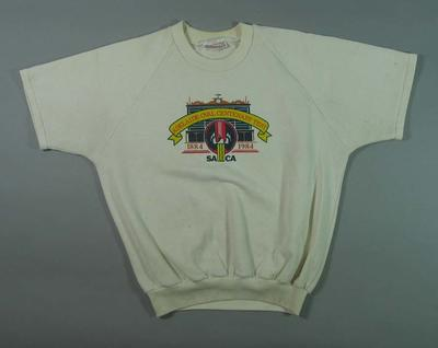 Jumper, Adelaide Oval Centenary Test; Clothing or accessories; M13099