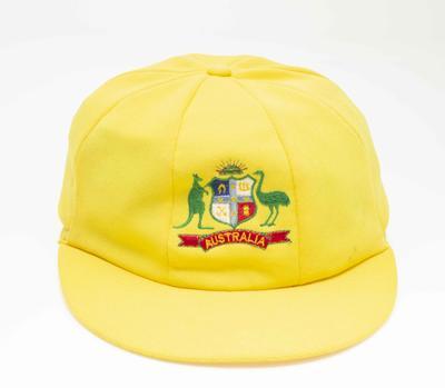 Australian one day international cap, worn by Steve Waugh