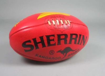 Football, Challenge Bank logo c1994
