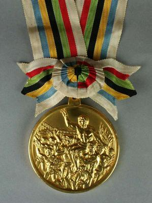 1964 Olympic Games Women's 400m Gold Medal, won by Betty Cuthbert