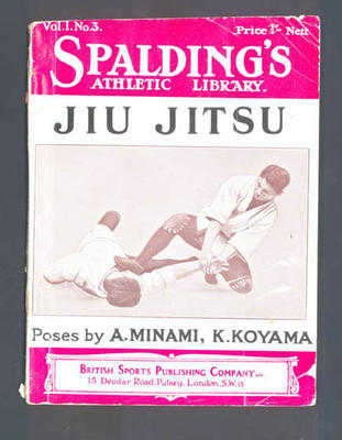 """Book, """"Jiu Jitsu"""""""